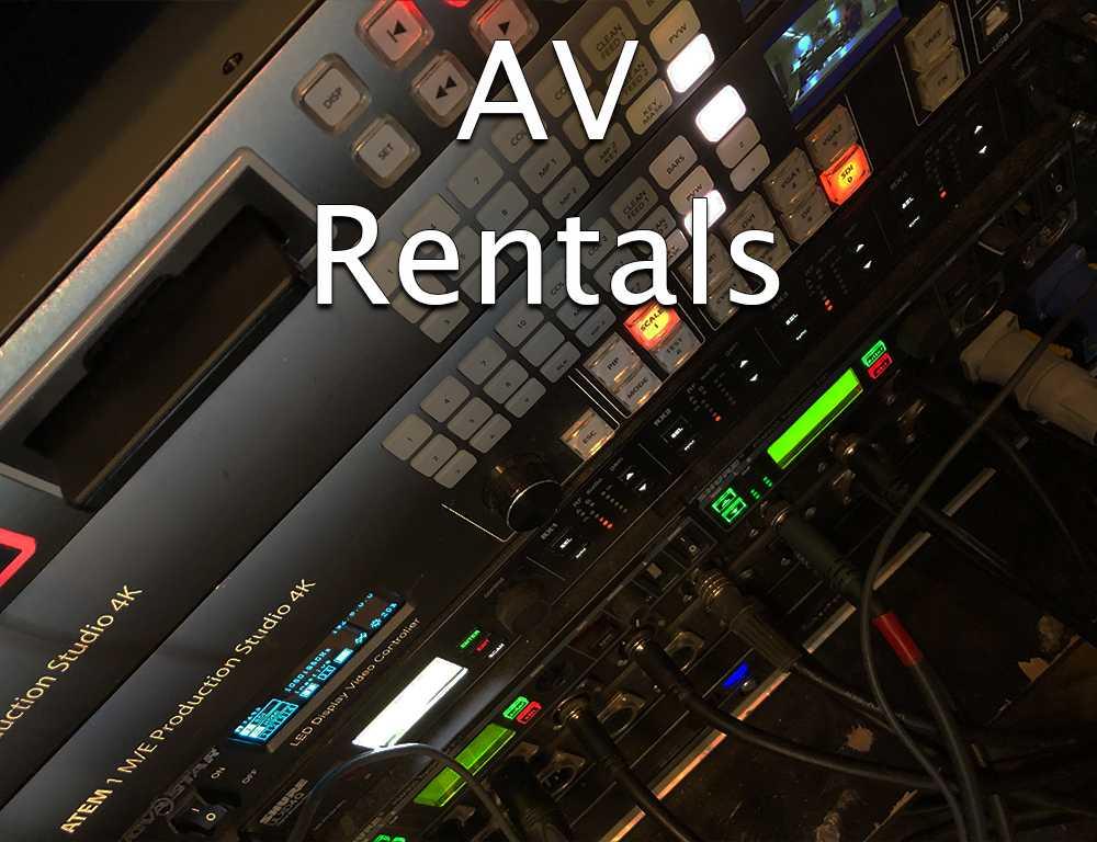 AV Rentals